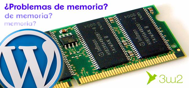 problemas-memoria-wordpress